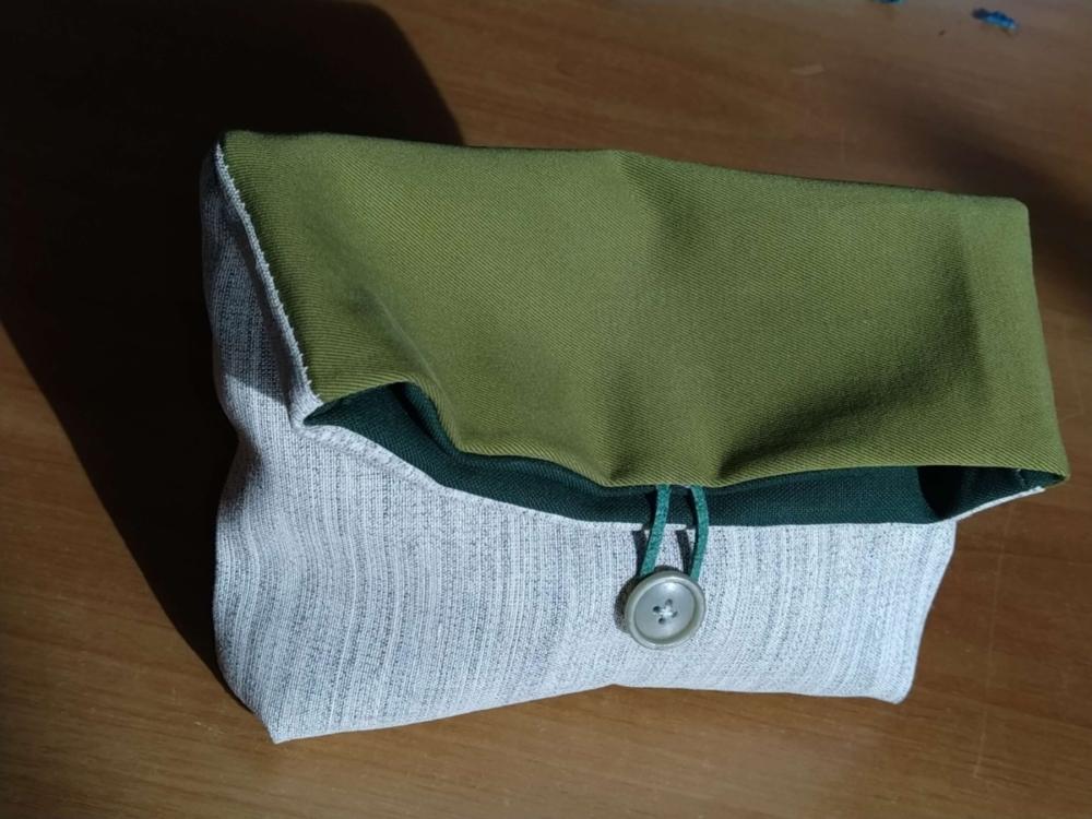 Art. 43 - Pochette verde - 7.00€